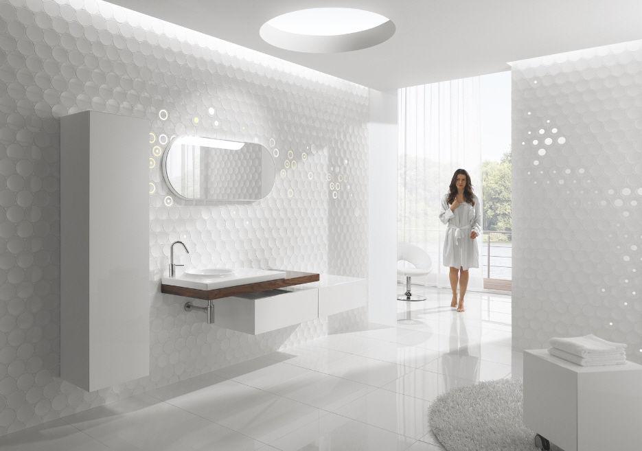 Indoor Tile Dot Kale Bathroom Wall Ceramic
