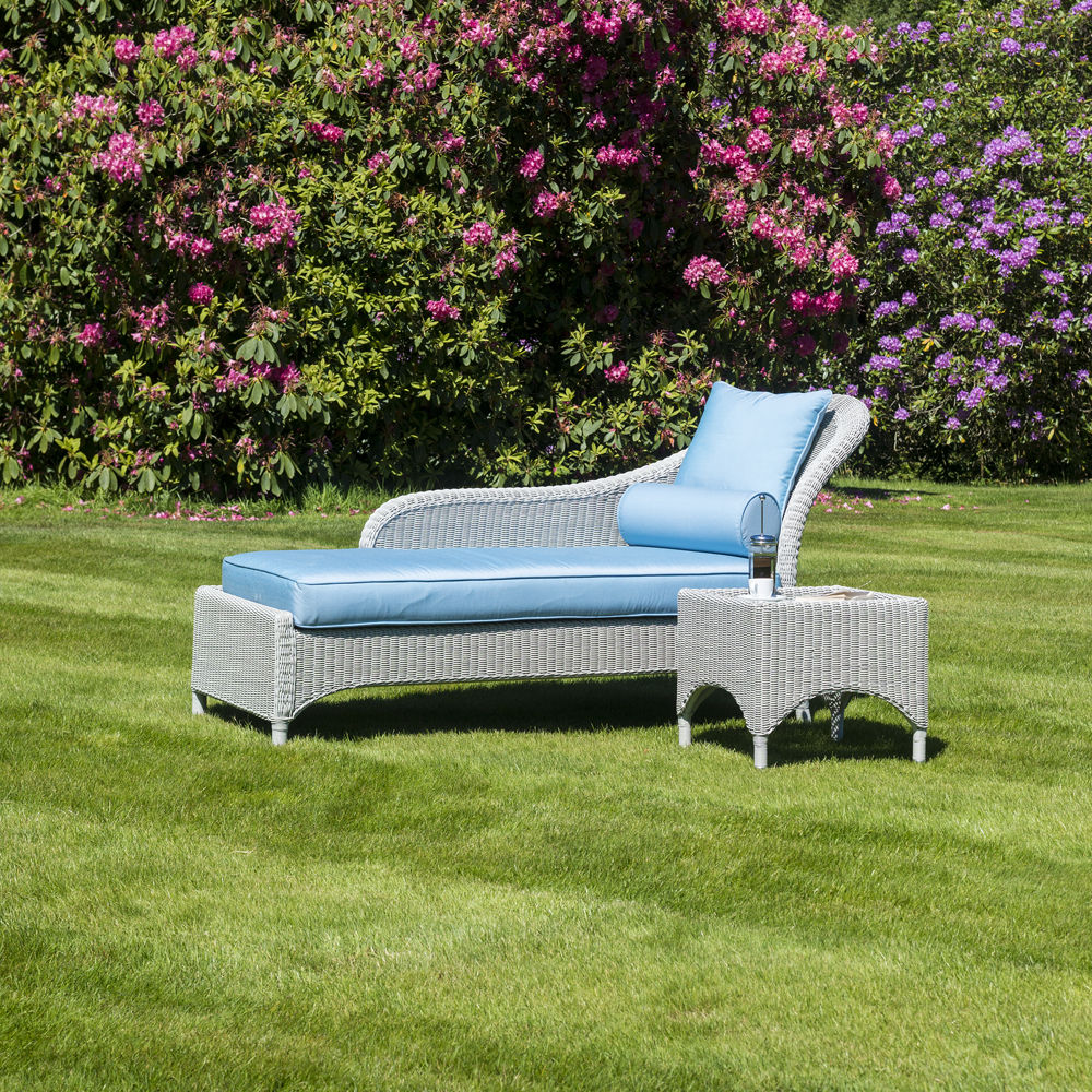 Admirable Traditional Sun Lounger Classic 7016Cw Alexander Rose Forskolin Free Trial Chair Design Images Forskolin Free Trialorg