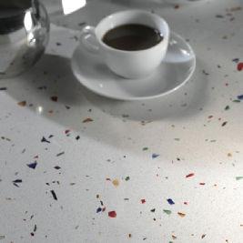 Quartz Composite Countertop Kitchen