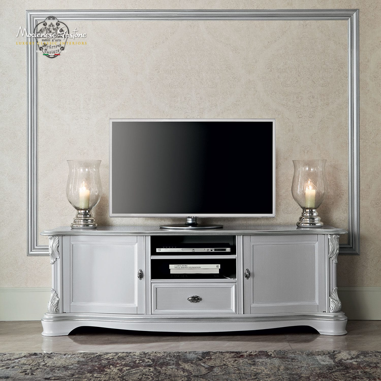 Clic Tv Cabinet Solid Wood Bella Vita