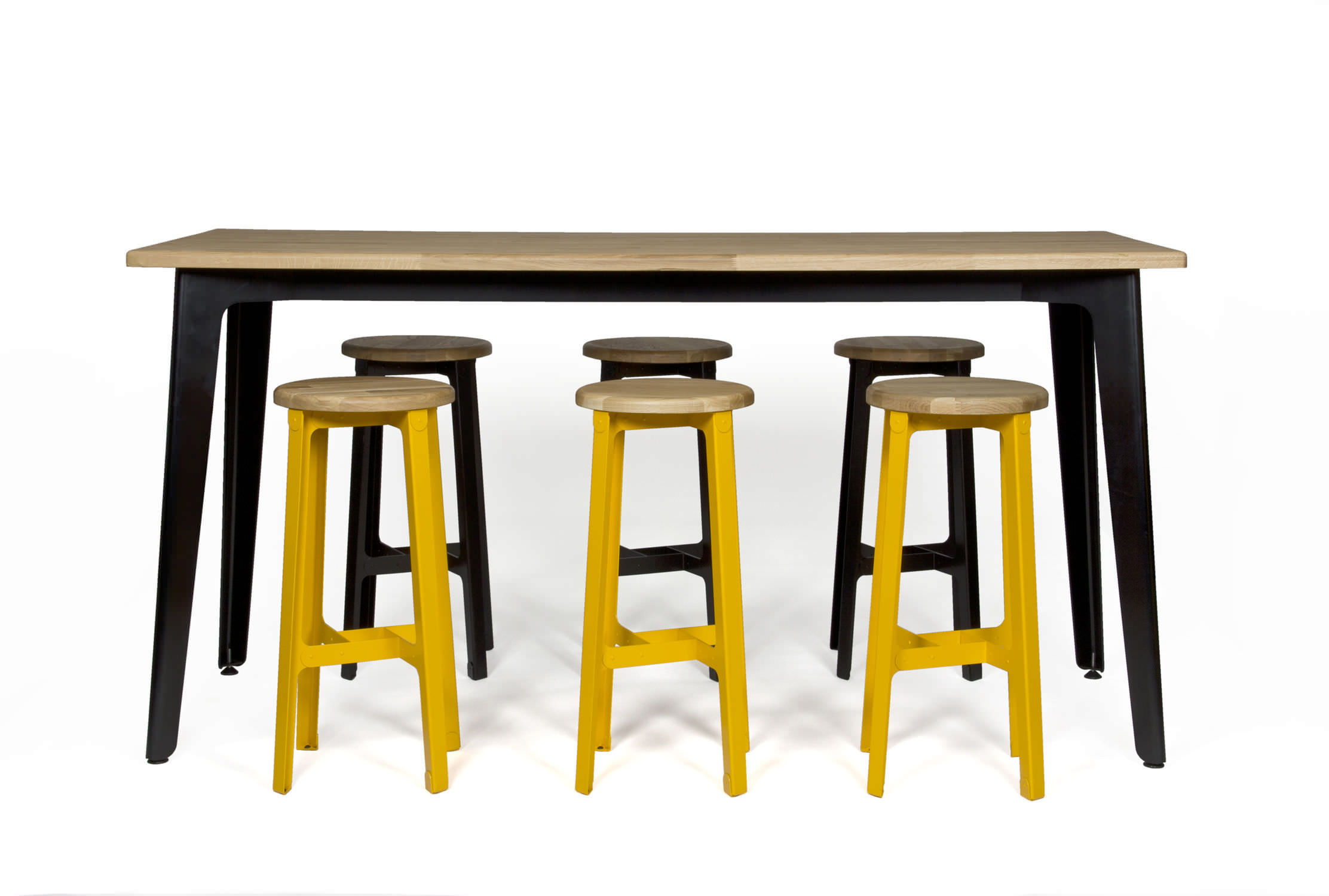 Awesome Contemporary High Bar Table Wooden Steel Laminate Caraccident5 Cool Chair Designs And Ideas Caraccident5Info