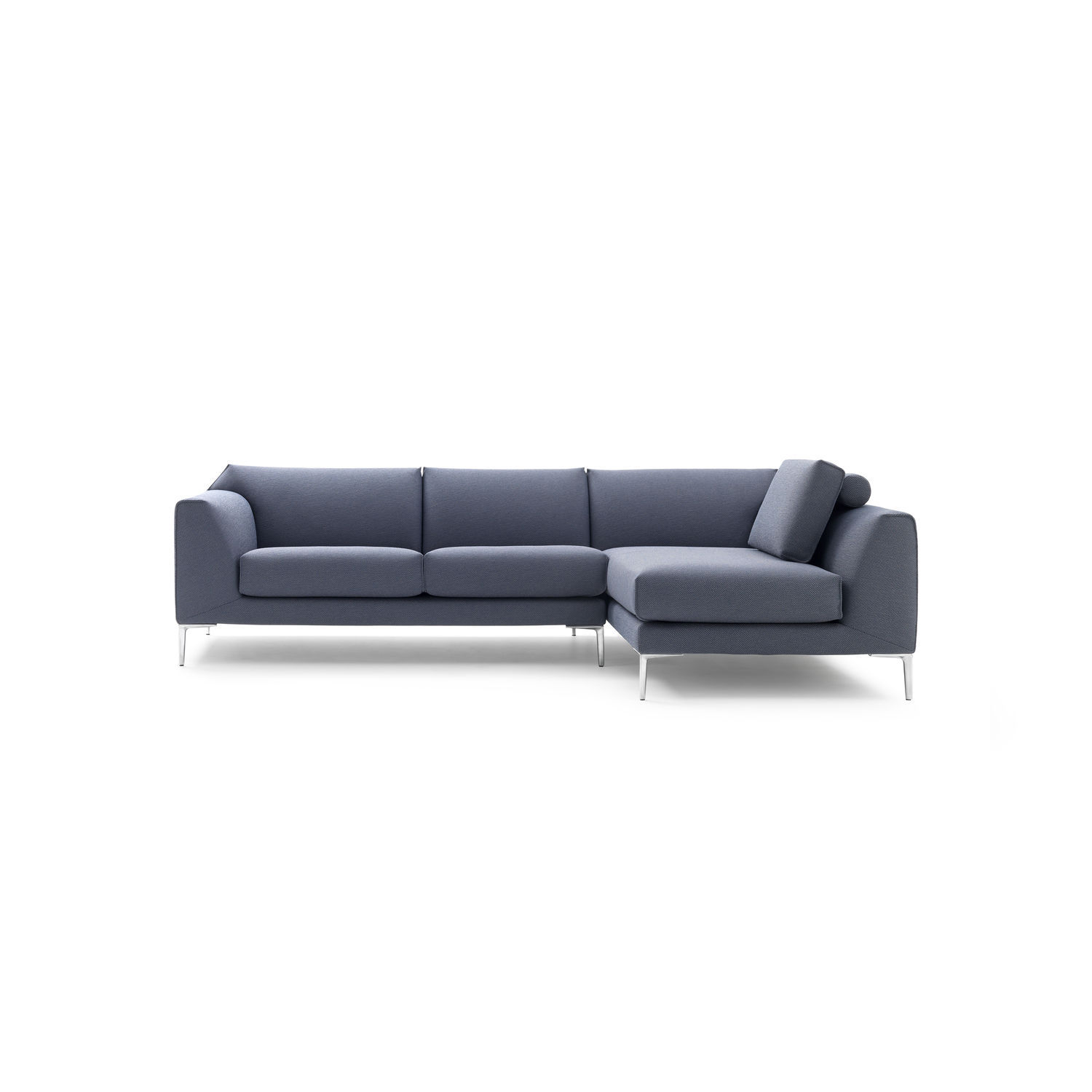 Modular Sofa Contemporary Fabric 3 Seater Lx675 By