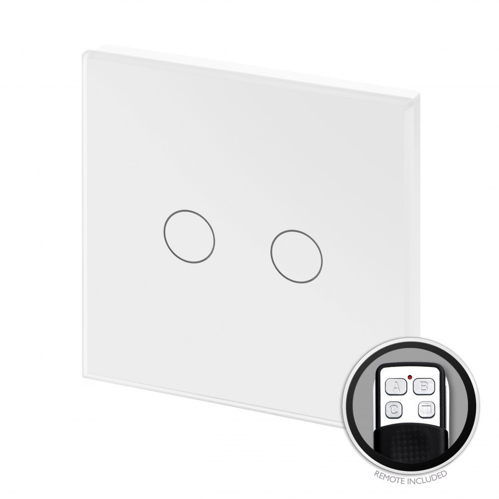 Light Dimmer Switch Touch Remote