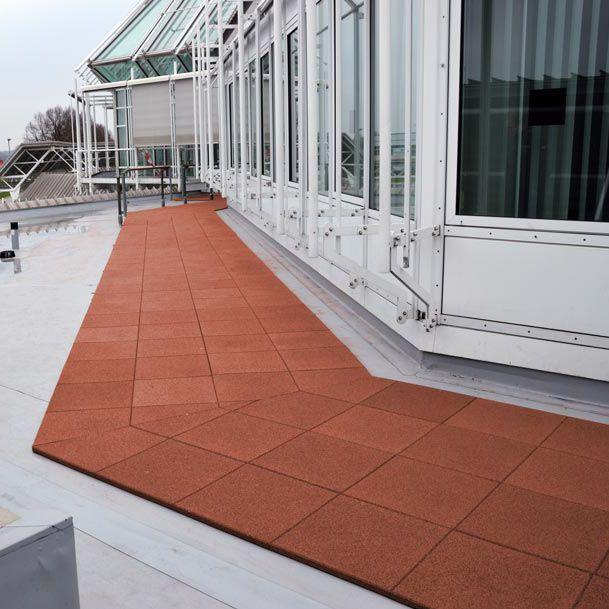 Pvc Flooring Kraitec Step Roof