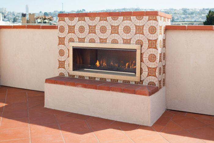 Outdoor Tile Kitchen Wall Ceramic