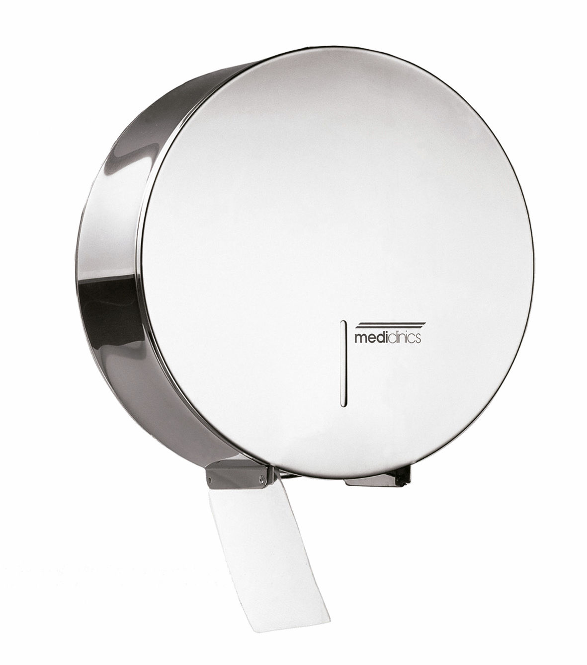 Dérouleur Papier Wc Metal wall-mounted toilet paper dispenser / stainless steel