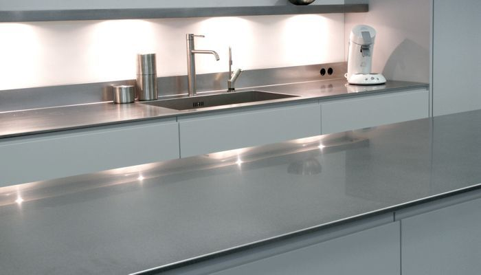 Stainless Steel Countertop 12mm Abk
