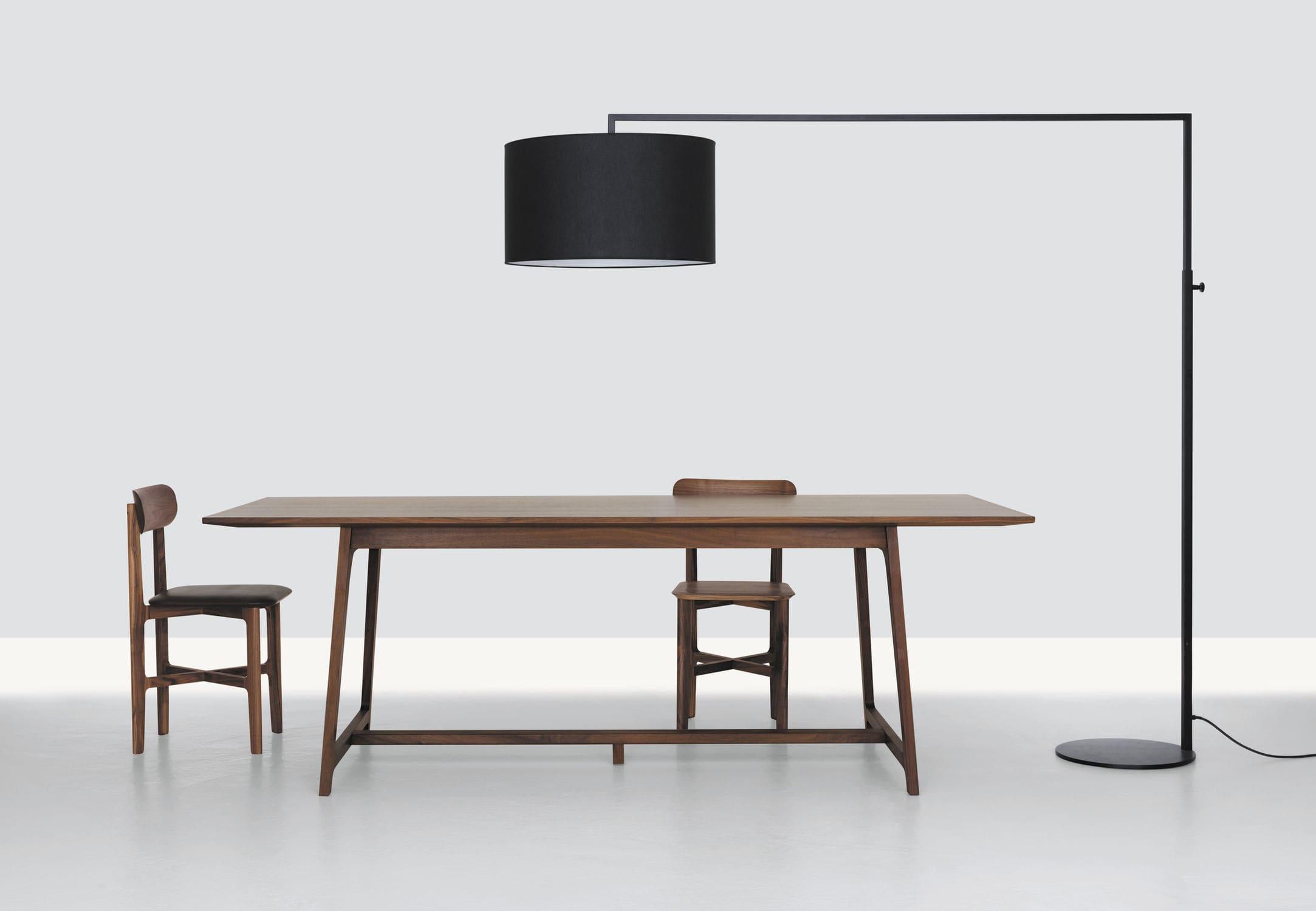 Floor Standing Lamp High Noon Zeitraum Contemporary