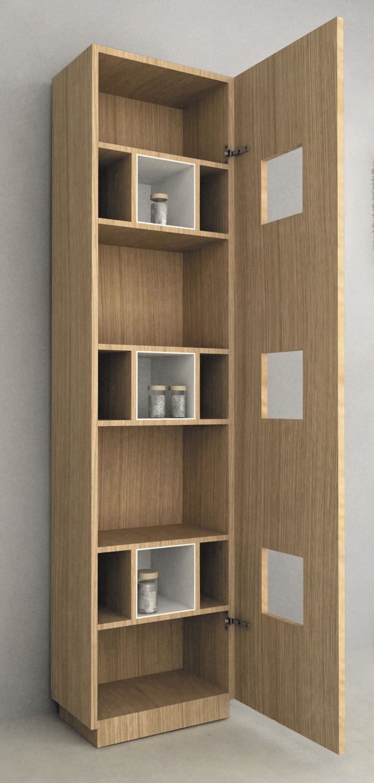 Wall Mounted Storage Cabinet Bathroom Pensile Da Bagno