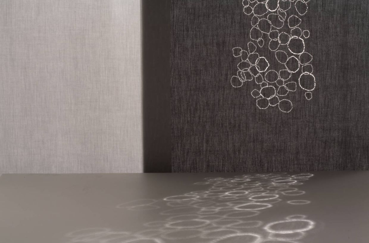 Patterned Glass Panel For Doors Translucent Lily Latifi
