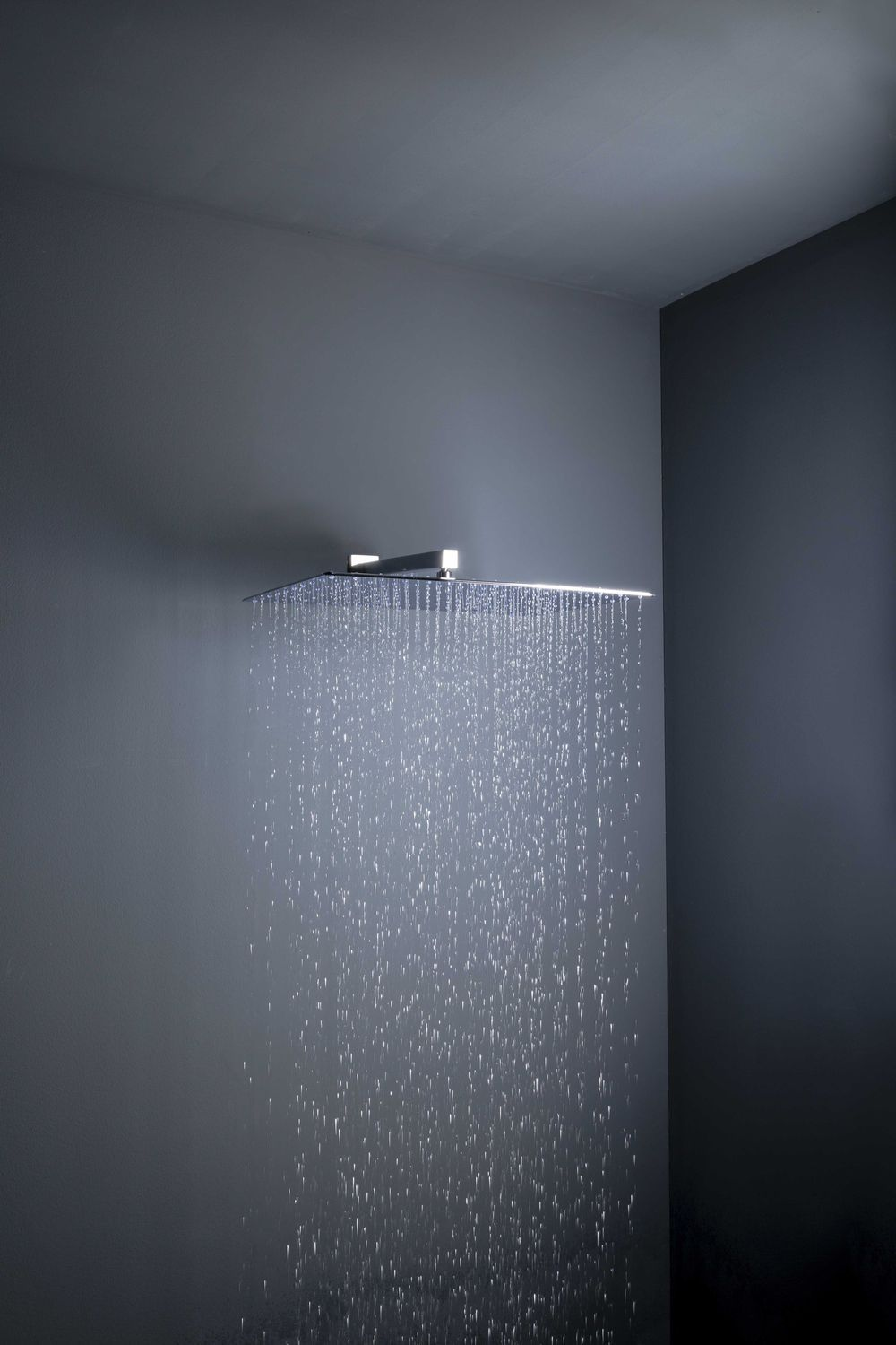 Wall Mounted Shower Head Ceiling Mounted Rectangular