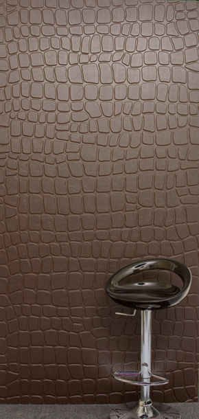 Wooden Wallcovering Laminate Home Tertiary Croc