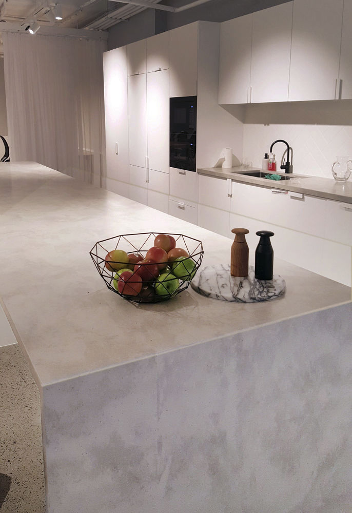 Solid Surface Countertop Dawn Vd126