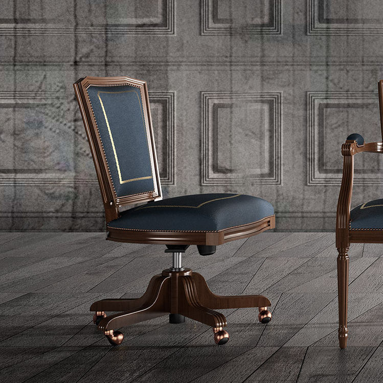 Traditional Office Chair 01005