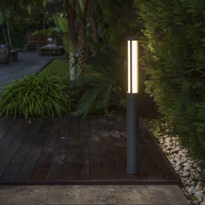 Garden Bollard Light Logar 1