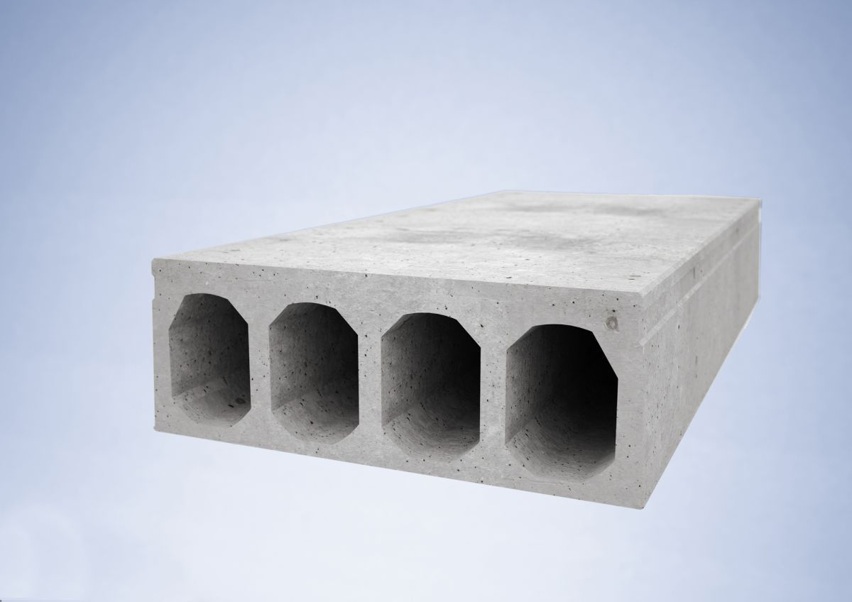Prestressed Concrete Deck Slab Ebawe Anlagentechnik Gmbh For