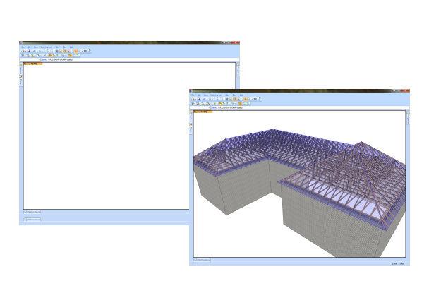 Calculation Software Pamir Mitek Industries Ltd Drawing For Wooden Structures 2d