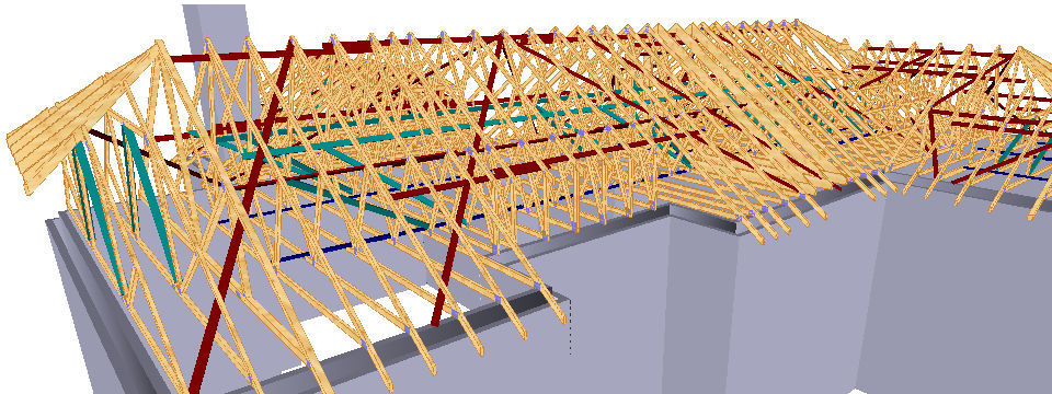 Calculation Software 20 20 Mitek Industries Ltd Drawing For Steel Structures For Wooden Structures