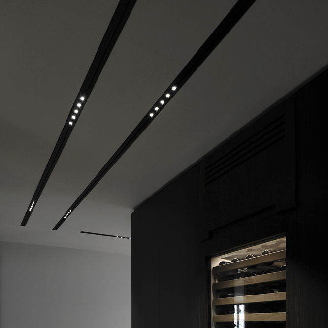 Ceiling Lighting Profile Built In Led Modular Nuit
