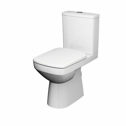 Wondrous Free Standing Toilet Ceramic E11548Wh Twyford Bathrooms Creativecarmelina Interior Chair Design Creativecarmelinacom