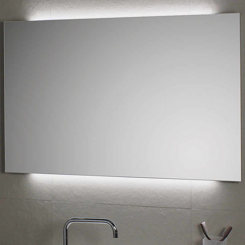 Wall Mounted Bathroom Mirror Ambiente