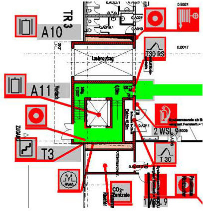 Cad Software Fire Protection Layout Venturisit Gmbh Architecture For Fire Fighting System Design 3d