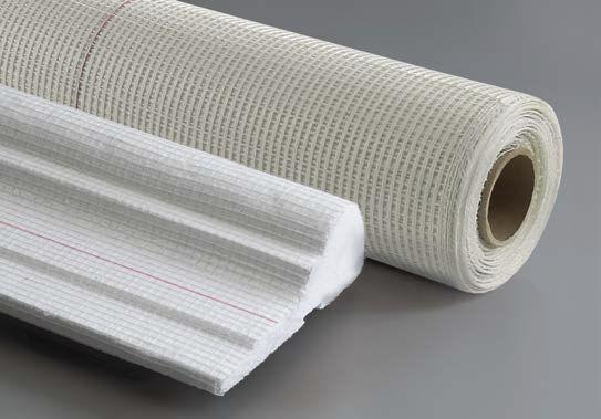 Expanded polystyrene reinforcement grid - FOAM SHAPE - SAINT