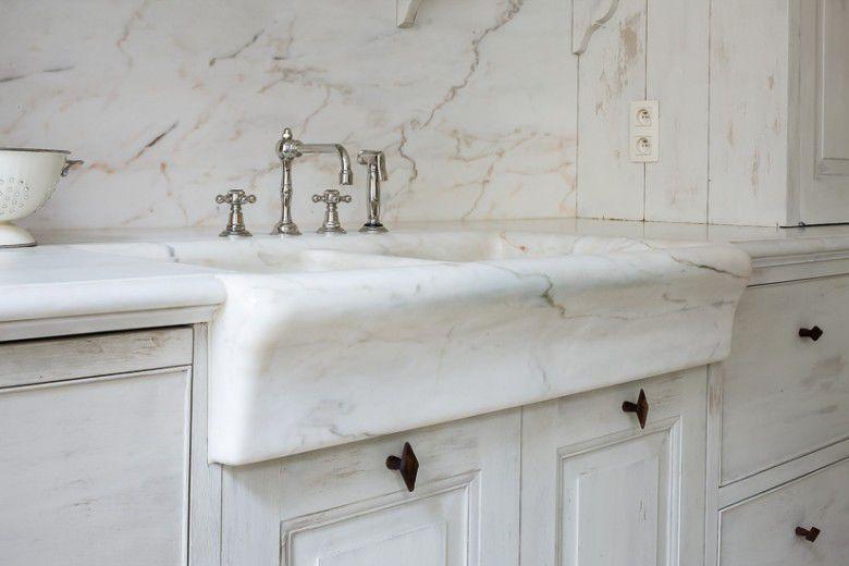 double kitchen sink classic van den