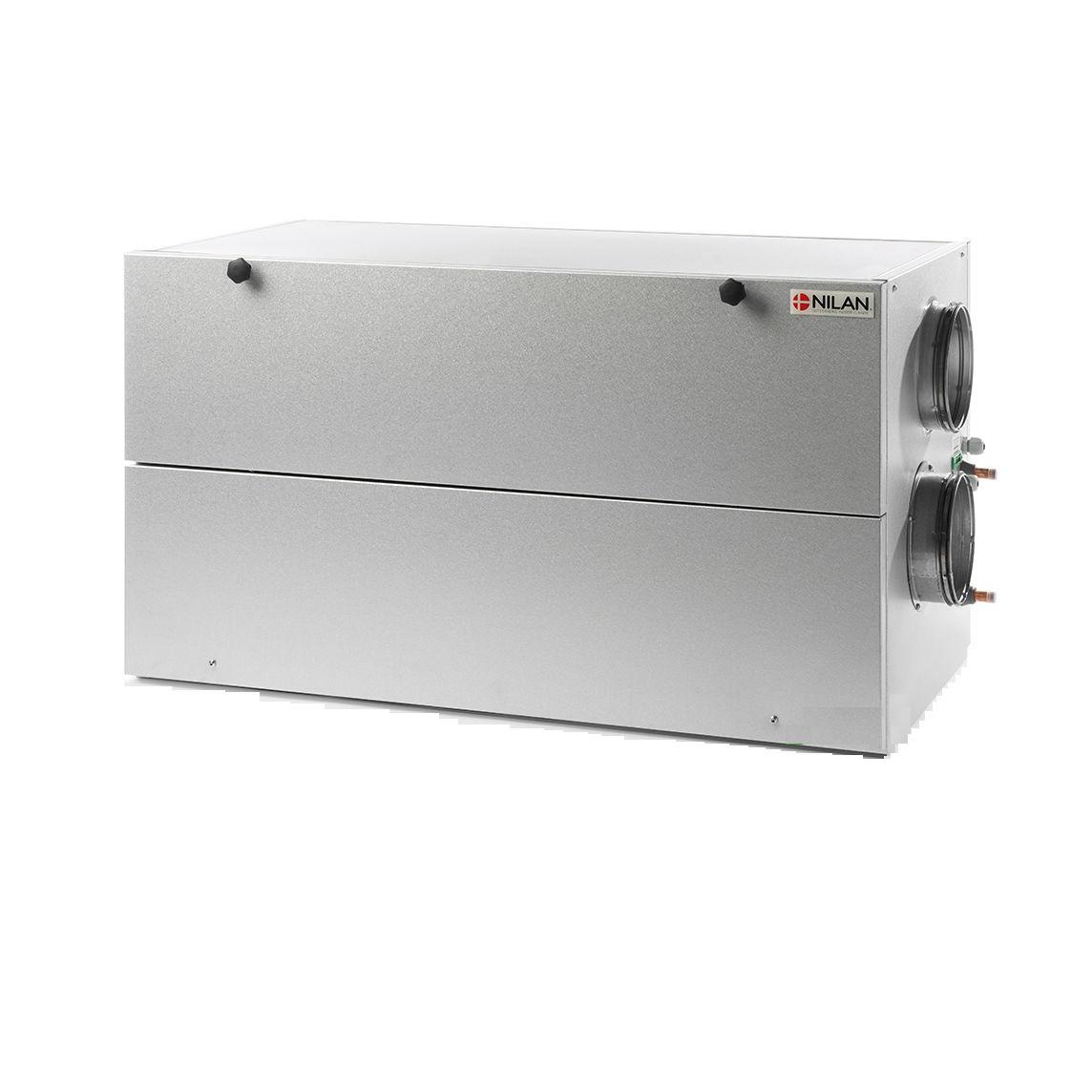 Centralized ventilation unit / commercial / residential