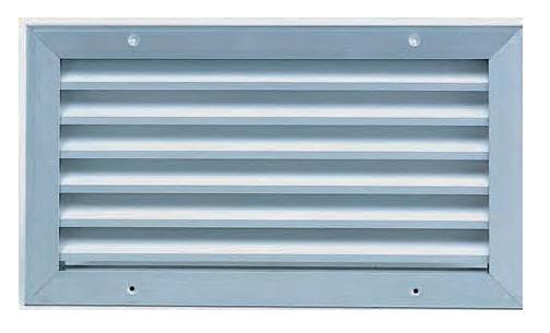 Aluminum Ventilation Grill Rectangular Br 25