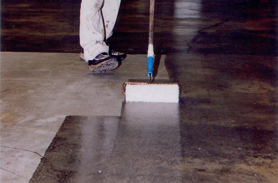 Concrete Primer Epoxy Indoor 4 Hour