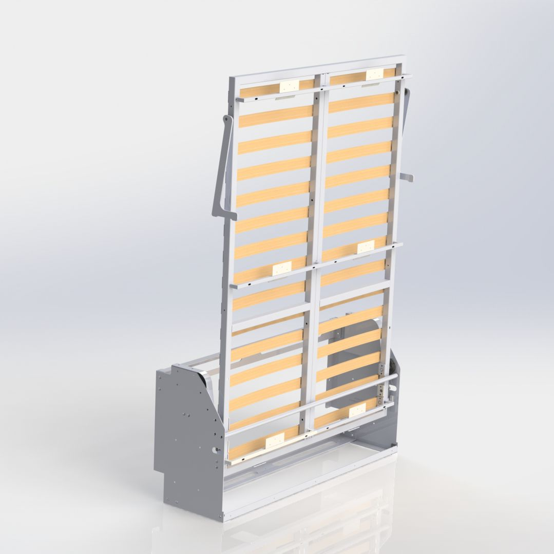 - Fold-up Bed Mechanism - MECANISME FLEX : VERTICAL - LIFTSECURITY