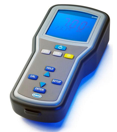 Handheld Ph Meter H Series H160 Hach