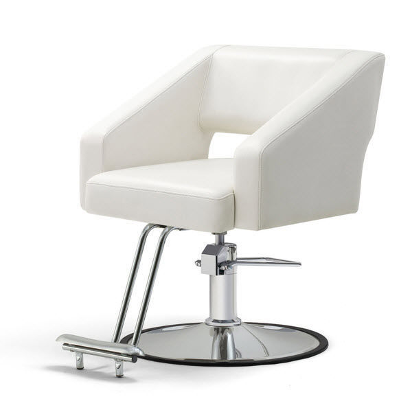 Brilliant Polyurethane Beauty Salon Chair Central Base With Bralicious Painted Fabric Chair Ideas Braliciousco