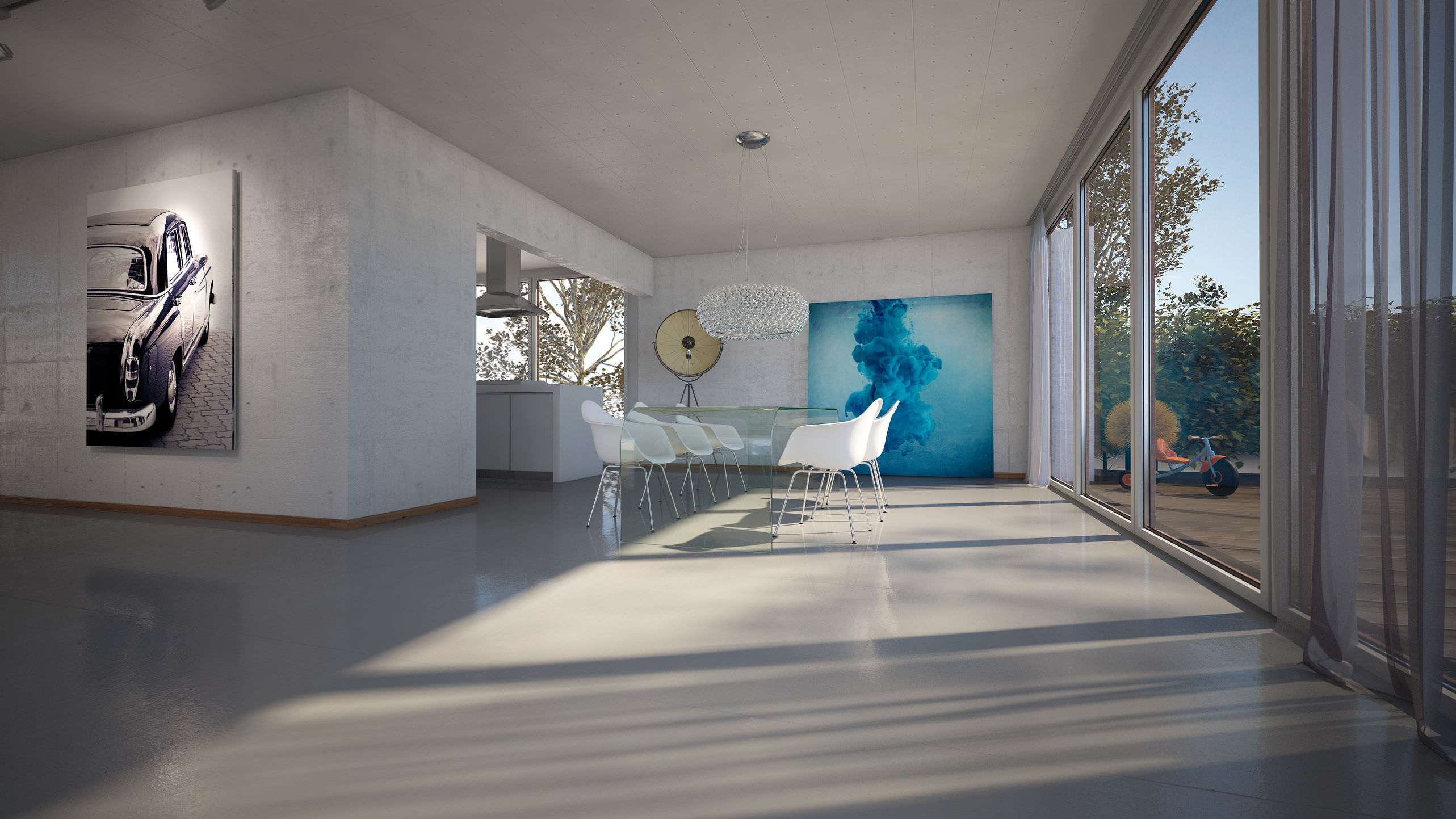 Prix Beton Ciré Sol smoothing mortar / for flooring screed - bÉton lissÉ