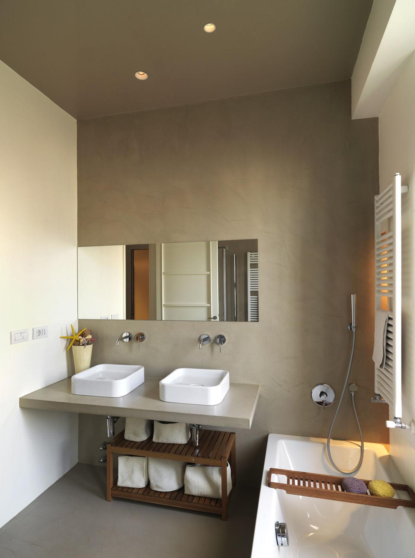 Prix Beton Ciré Sol decorative coating / indoor / cement-based / waxed concrete