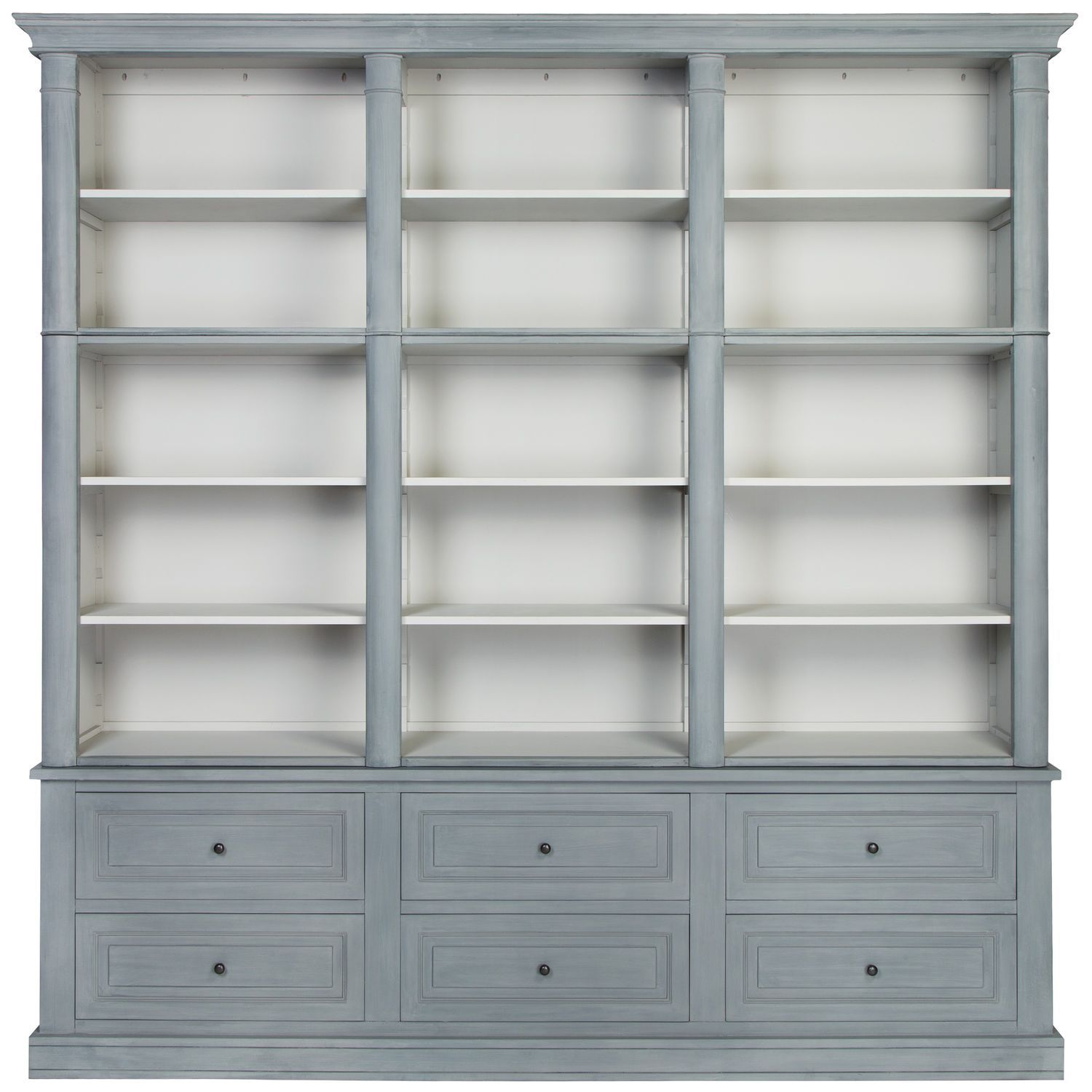 Traditional Bookcase Wooden
