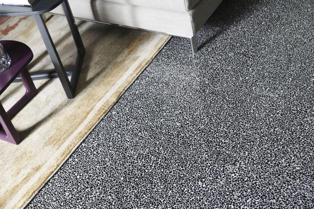 Indoor Tile Floor Terrazzo Polished Eco Terre