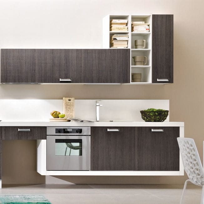 Kitchen Base Cabinet Dibiesse Wall Mounted