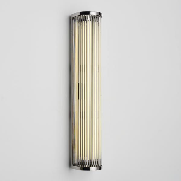 Traditional Wall Light Br Gl Led Stockles Tekna