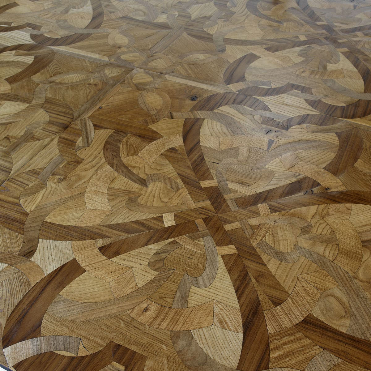 Wenge Oak Solid Wood Flooring solid parquet floor - calimala by gianluca geraci