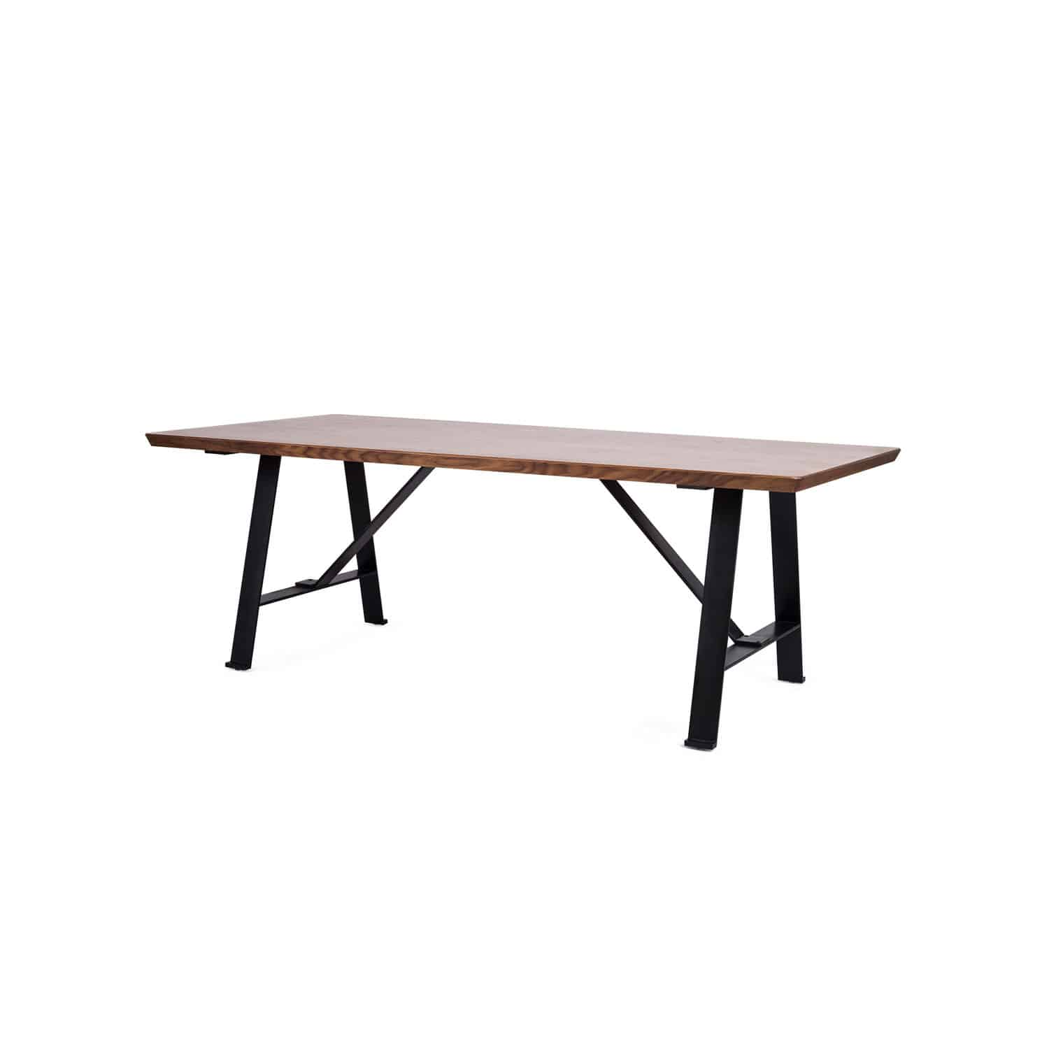 Miraculous Contemporary Dining Table Steel Laminate Rectangular Gmtry Best Dining Table And Chair Ideas Images Gmtryco