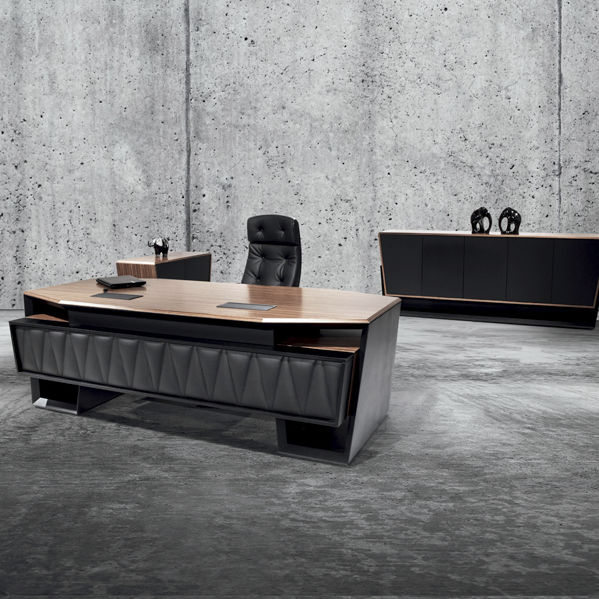 Executive Desk Toronto Solenne, Modern Executive Office Furniture Toronto
