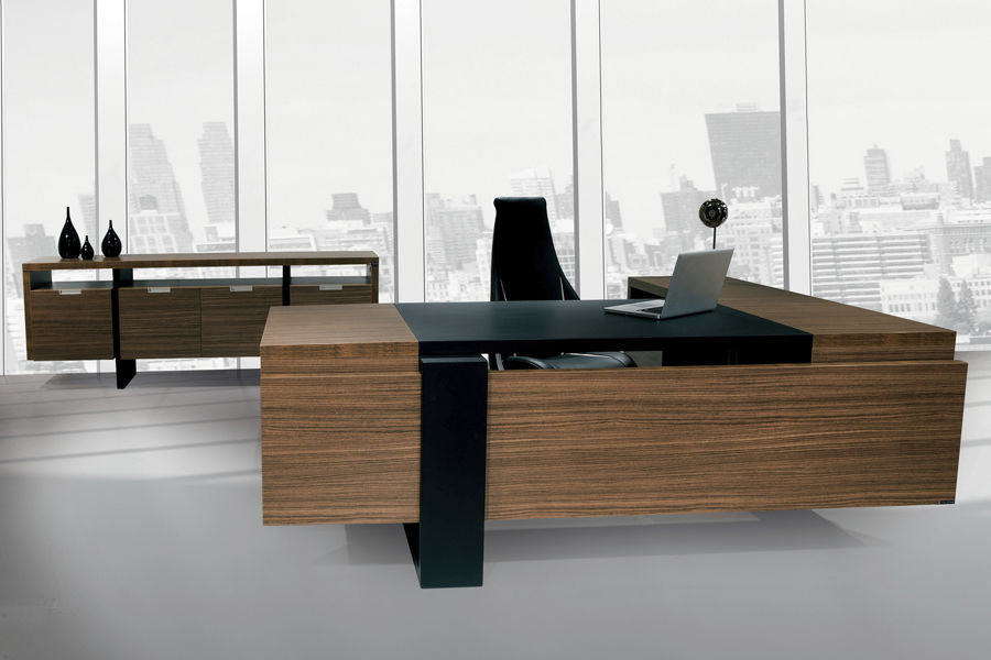 Executive Desk Flat Solenne Office