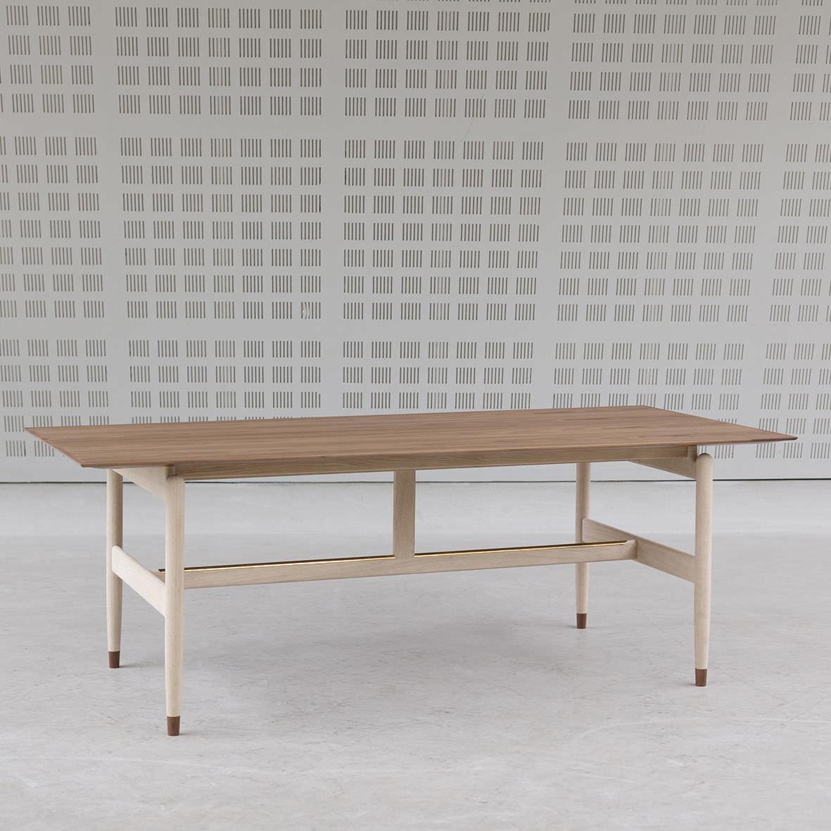 Super Oak Desk Walnut Scandinavian Design By Finn Juhl Pabps2019 Chair Design Images Pabps2019Com
