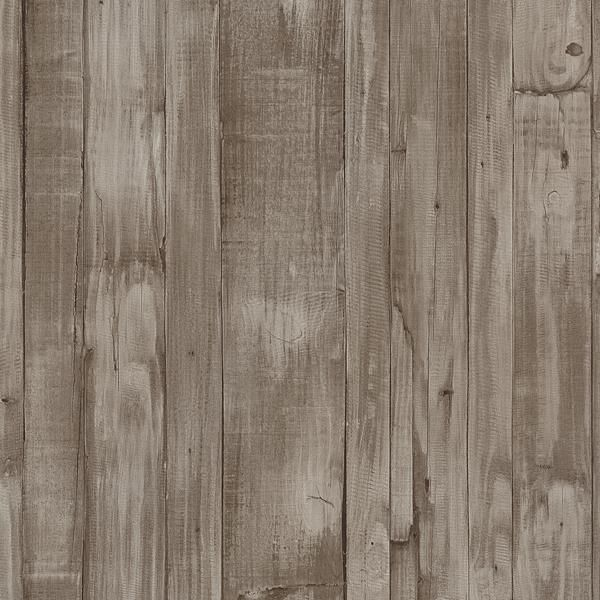Fresh Contemporary wallpaper / vinyl / patterned / wood look - ORIGIN  QW53