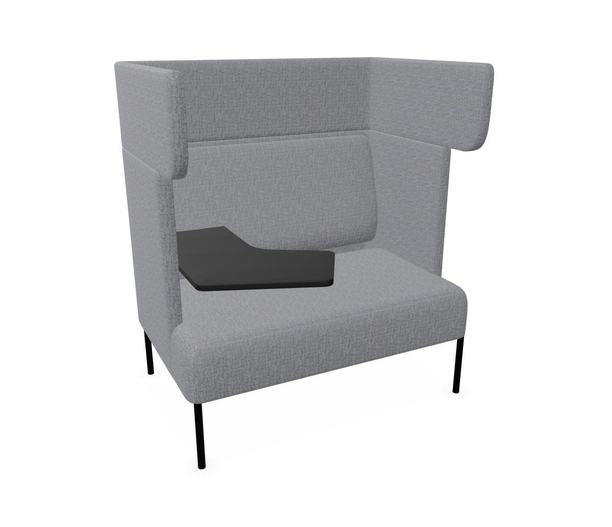 Tremendous Contemporary Sofa Fabric Commercial High Back Fourus Customarchery Wood Chair Design Ideas Customarcherynet
