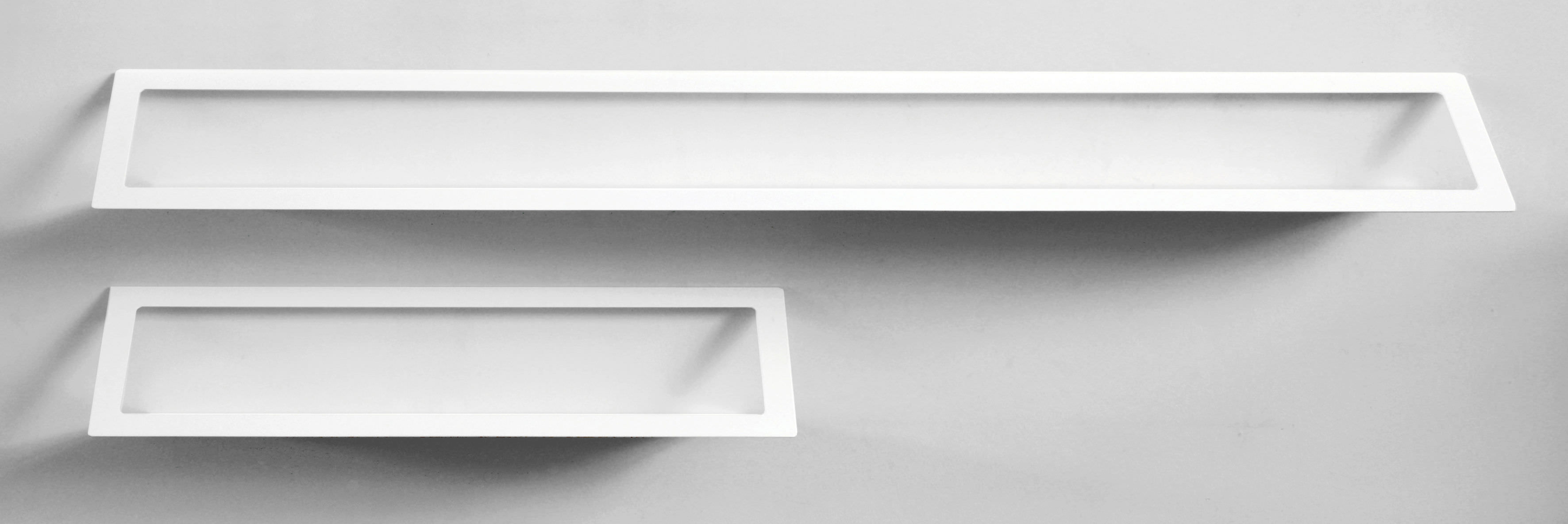 Wall Mounted Shelf Contemporary Sheet Steel Air By