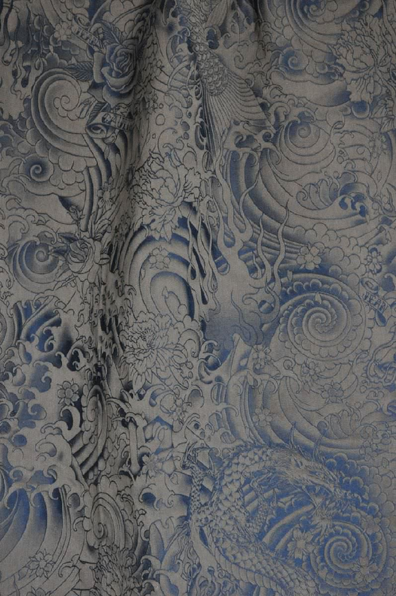 Tissu Jean Paul Gaultier curtain fabric / upholstery / wall / patterned - ca c'est