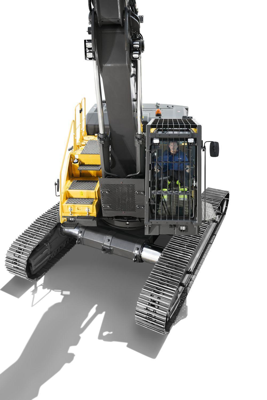 Crawler excavator / demolition / for construction / diesel